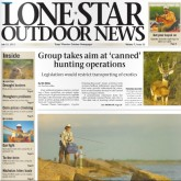 Lone Star Outdoor News - Fishing & Hunting - July 22, 2011