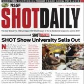 SHOT SHOW 2012 - Новинки оружейного бизнеса 2012 в первых анонсах всемирного шоу