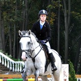 Открыт набор в ДЮСШ КСК ЛЕВАДИЯ «Виват, Россия» по конному спорту