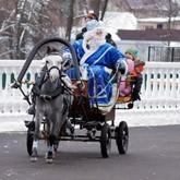 Новогодние каникулы в КСК ЛЕВАДИЯ
