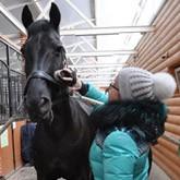 ДЮСШ по конному спорту «Виват, Россия!» открылась в КСК ЛЕВАДИЯ