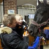 Оздоровительная верховая езда для детей и взрослых в КСК ЛЕВАДИЯ
