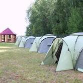 Кемпинг отдых в палатках: Поход с палатками