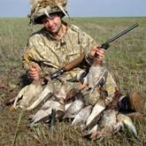 Осенняя охота 2011 на пернатую дичь в Тульской области