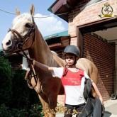 Отдых с детьми в Подмосковье: катание на пони, обучение верховой езде