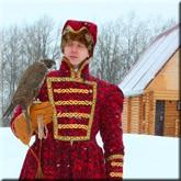 Новый год на базе отдыха Барсучок - 2012