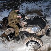 Квадроциклы и снегоходы на базе Дворянское гнездо