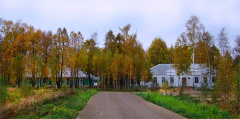 База отдыха в Тверской области Дворянское гнездо
