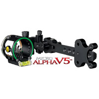 Прицел для Блочного лука Micro Alpha V3 RH