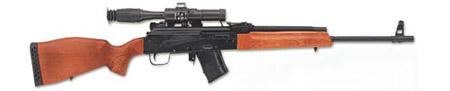 Самозарядный охотничий карабин модели САЙГА-М