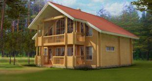 Жилой дом проекта «Волшебный лес»