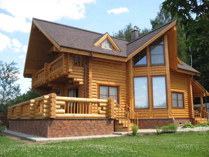 Строительство современного деревянного дома