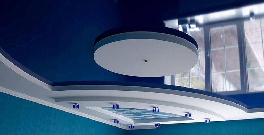Современные натяжные потолки Лобня