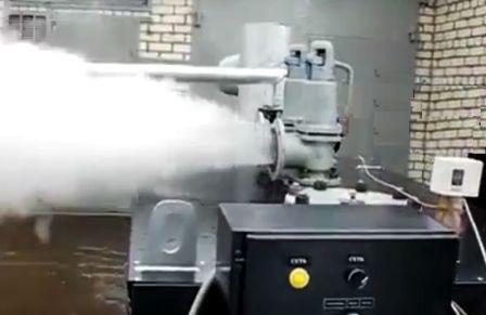 Газовые парогенераторы